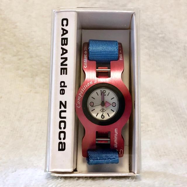 CABANE de ZUCCa(カバンドズッカ)の【新品未使用】CABANE de ZUCCa Competition2 レディースのファッション小物(腕時計)の商品写真