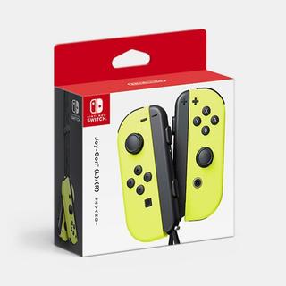 Nintendo Switch - Joy-Con ネオンイエロー