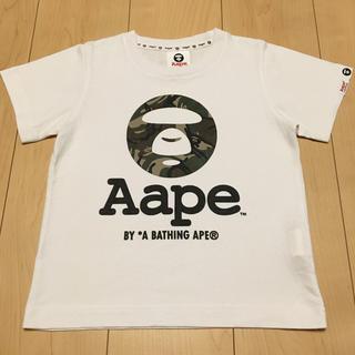 AapeのTシャツ