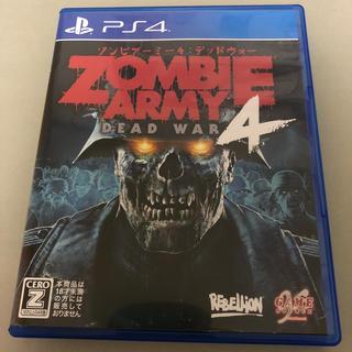 PlayStation4 - Zombie Army 4:Dead War(ゾンビアーミー4:デッドウォー)