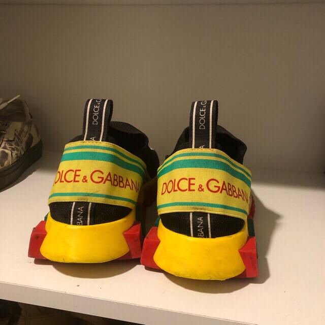 DOLCE&GABBANA(ドルチェアンドガッバーナ)のDolce & Gabbana スニーカー メンズの靴/シューズ(スニーカー)の商品写真