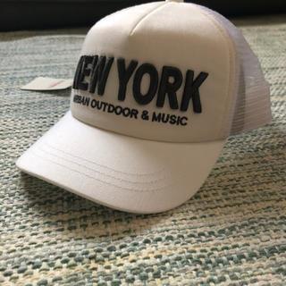 TINKERBELL - ⭐️ティンカーベル ⭐️メッシュキャップ帽子 ニューヨーク