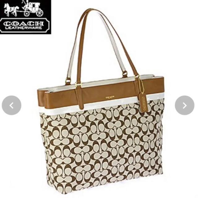 COACH(コーチ)の新品 COACH トートバッグ ショルダーバッグ レディースのバッグ(ショルダーバッグ)の商品写真