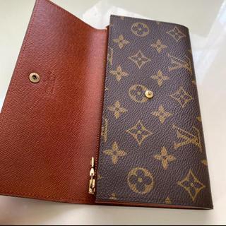 LOUIS VUITTON - 極美品 正規品ルイヴィトン長財布