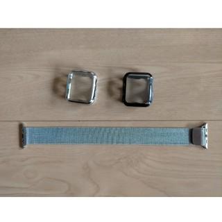 Apple Watch 替えベルト&カバー(その他)