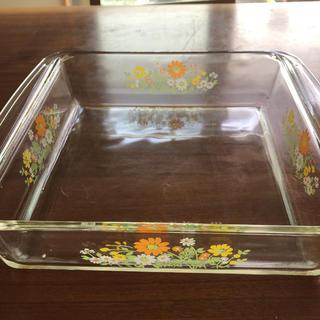 Pyrex - パイレックス  耐熱ガラスグラタン皿