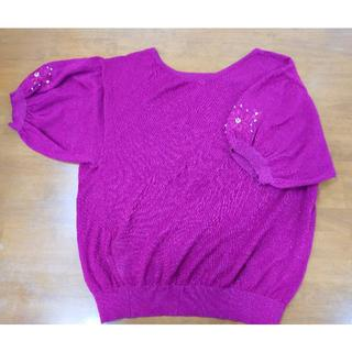 クチュールブローチ(Couture Brooch)のクチュールブローチ サマーニット(ニット/セーター)