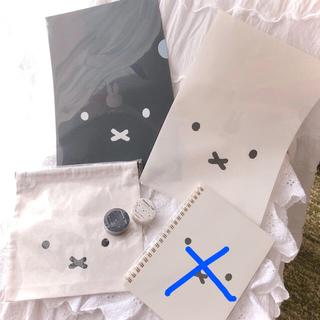 ラスト⭐️完売♥ミッフィー フェイスデザイン♥• × •♥ 6点セット!