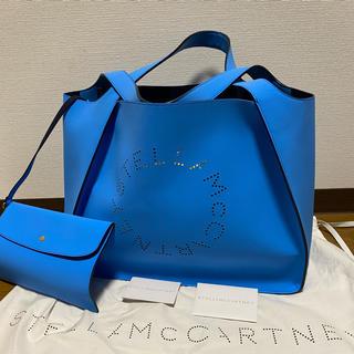 Stella McCartney - 正規品新品 stellamccartney ステラマッカートニーロゴトートバッグ