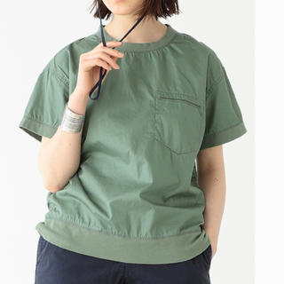 ビームスボーイ(BEAMS BOY)のビームスボーイ シャツ(シャツ/ブラウス(半袖/袖なし))