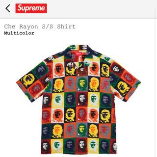 Supreme - Supreme Che Rayon S/S Shirt XL シュプリームシャツ