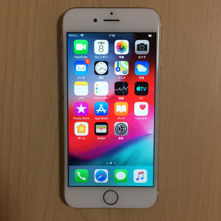 iPhone6 64GB docomo バッテリー91% 動作確認済み