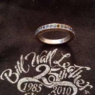 ビルウォーレの、指輪プルートパーズ値下げ(リング)