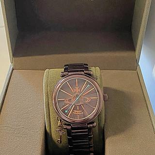 ヴィヴィアンウエストウッド(Vivienne Westwood)のヴィヴィアンウエストウッド腕時計 ブラウン(腕時計)