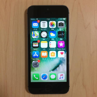 iPhone - iPhone SE simフリー バッテリー91% 動作確認済み