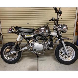 キットバイク125cc中華モンキー