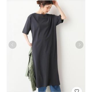 FRAMeWORK - デキシーテンジクLONG Tシャツ
