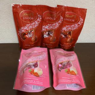 リンツ(Lindt)のリンツ⭐️リンドール⭐️チョコレート(菓子/デザート)