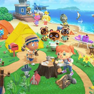 Nintendo Switch - あつまれ動物の森