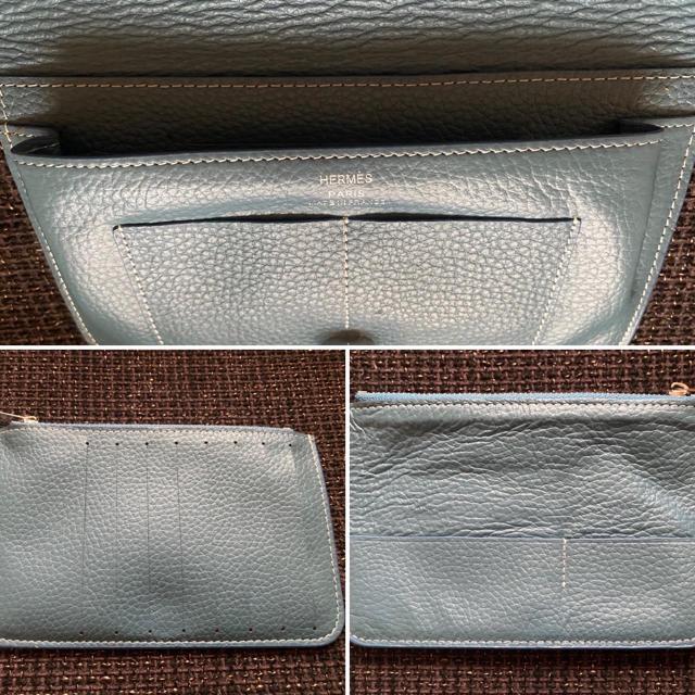 礒まめ六様専用 HERMES 風 長財布  レディースのファッション小物(財布)の商品写真