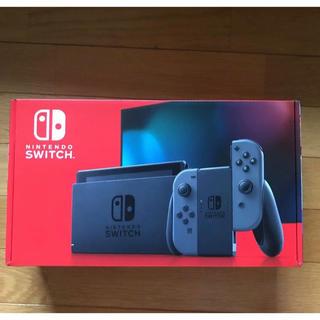 Nintendo Switch - Nintendo Switch グレー 新品未使用