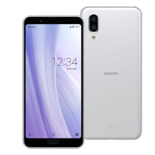 SHARP - SHARP AQUOS sense3 plus SIMフリー ホワイト