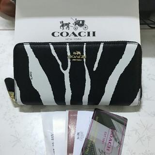 COACH - 新品未使用コーチCOACH 長財布F52340