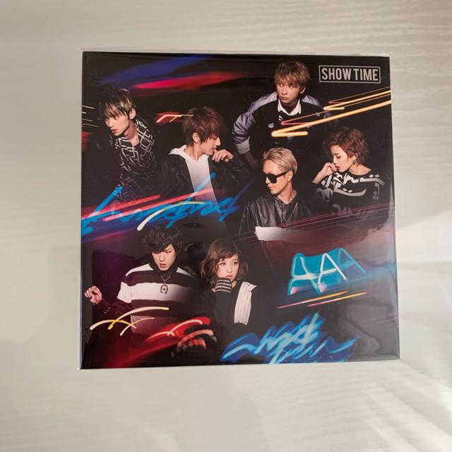 AAA(トリプルエー)のAAA SHOW TIME CD エンタメ/ホビーのCD(ポップス/ロック(邦楽))の商品写真