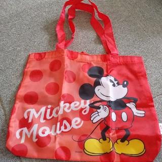 ミッキーマウス(ミッキーマウス)のミッキー エコバッグ 新品未使用(エコバッグ)
