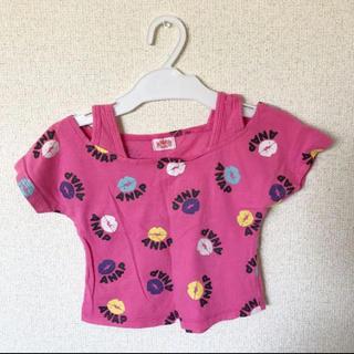 アナップキッズ(ANAP Kids)のANAP KidsTシャツ90cm✿(Tシャツ/カットソー)