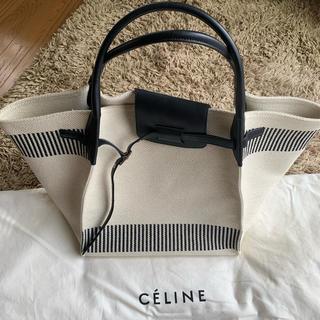 celine - CELINE セリーヌ ビッグバッグ ミディアム キャンバス
