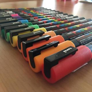 三菱鉛筆 - 三菱鉛筆 ポスカ 細字 15色 PC3M15本