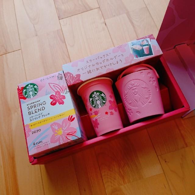 スタバ スプリングチアーギフト 食品/飲料/酒の飲料(コーヒー)の商品写真