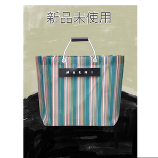 Marni - Marni フラワーカフェ トートバッグ 新品未使用