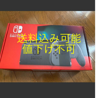 Nintendo Switch - Nintendo Switch 本体 グレー 新型モデル