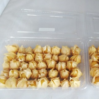 無農薬ゴールデンベリー生果実80個(おまかせミックス)(フルーツ)