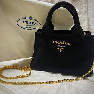 PRADA - PRADA ミニ カナパ