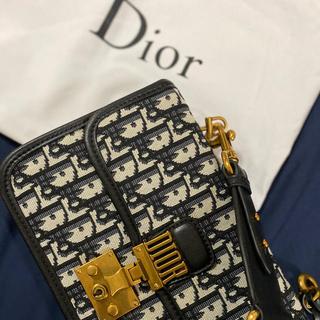 Christian Dior - 【新品未使用】DIORモノグラムショルダーバッグ