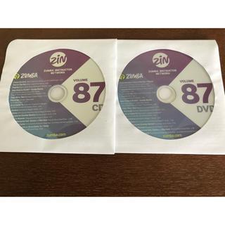 Zumba - ZUMBA ZIN 87 DVD&CD 新作