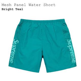 シュプリーム(Supreme)のMサイズ Supreme Mesh Panel Water Short 水着(水着)