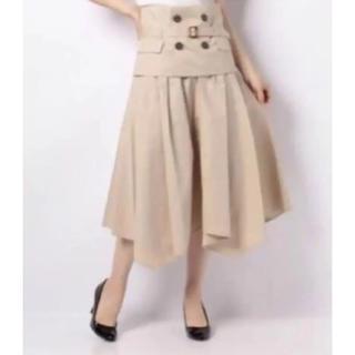 アーバンリサーチ(URBAN RESEARCH)のアーバンリサーチ コルセット スカート(ひざ丈スカート)