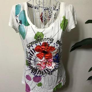 デシグアル(DESIGUAL)のデシグアル【Desigual 】シャツ・カットソー(Tシャツ(半袖/袖なし))