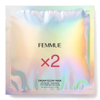 Cosme Kitchen - FEMMUE 透明感・キメ ドリームグロウ MASK RR ×2