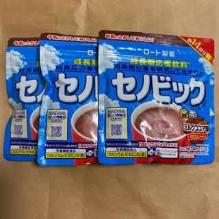 ロート製薬 - セノビック ミルクココア味