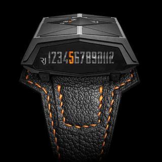 ウブロ(HUBLOT)の希少RJ-ROMAIN JEROME ロマン ジェローム Spacecraft(腕時計(アナログ))