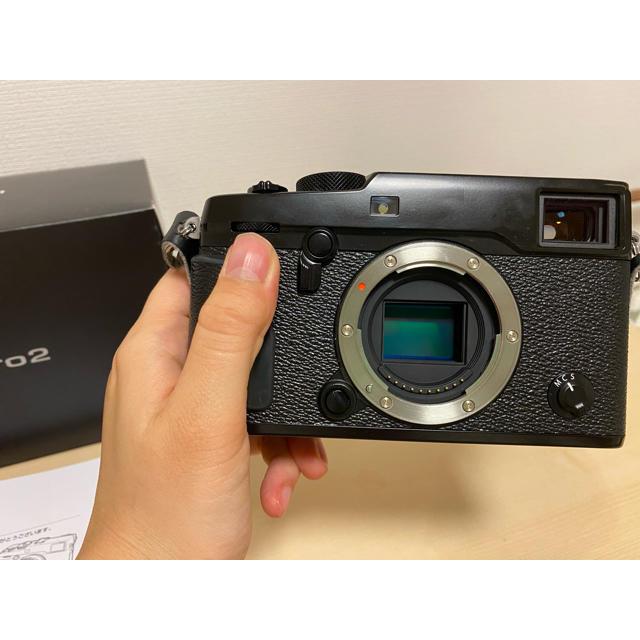 富士フイルム(フジフイルム)のX-Pro2 スマホ/家電/カメラのカメラ(ミラーレス一眼)の商品写真