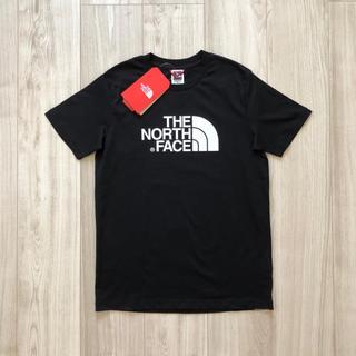 THE NORTH FACE - 【海外限定】TNF ノースフェイス キッズ ロゴTシャツ ブラック 140cm