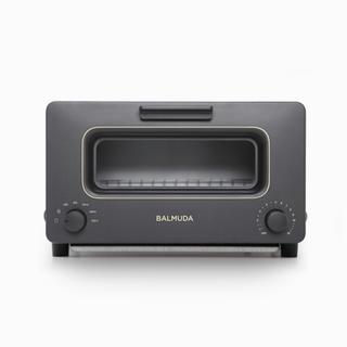 バルミューダ(BALMUDA)のバルミューダ トースター BALMUDA ブラック K01A(調理機器)