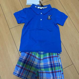 BURBERRY - Burberry ポロシャツ kids