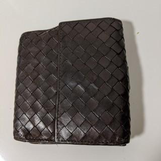 ボッテガヴェネタ(Bottega Veneta)のBottega Veneta ボッテガ・ヴェネタイントレチャート 二つ折り財布(折り財布)